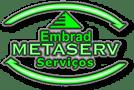 Logomarca Metaserv Dedetizadora